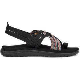 Teva Voya Strappy Sandals Women antiguous black multi